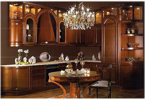 Кухня ASNAGHI INTERIORS KITCHEN Dorotea